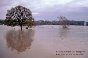 Gunthorpe flood Nov 2002 x